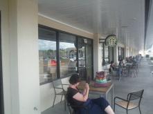 Starbucks for Wi-Fi