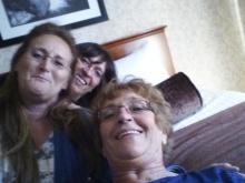 Kathy, Betty, Rosie